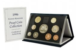 1996 Proof set For Sale - English Coin Company